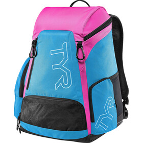 TYR Alliance 30l Rugzak, blue/pink
